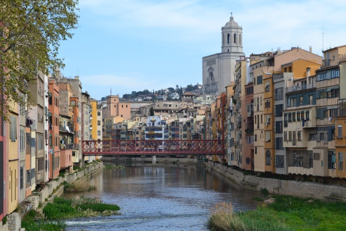 Eiffel Girona puente