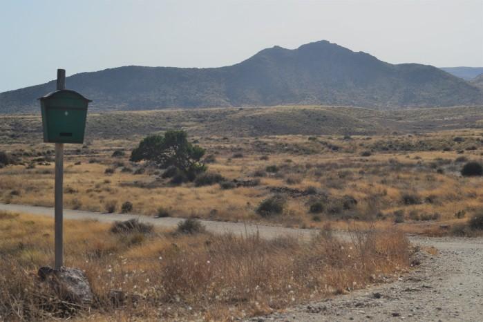 viajar Almería desierto