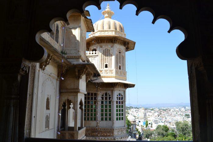 Udaipur Palacio