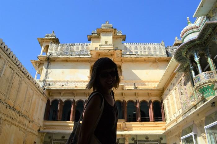 Palacio Udaipur La India