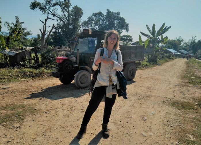 Trekking Hsipaw Pankam