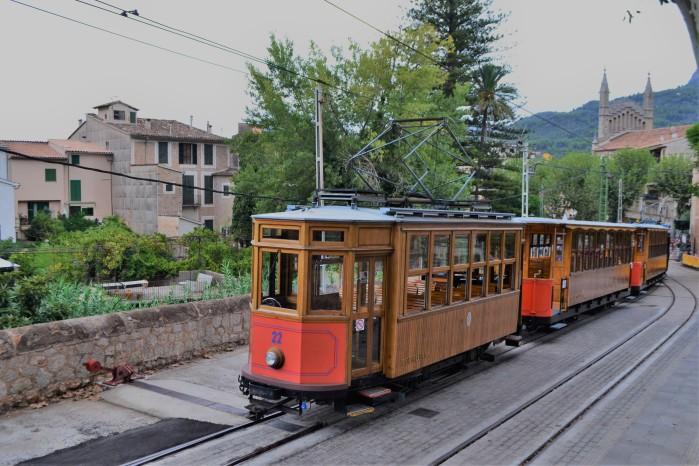 tranvía Soller