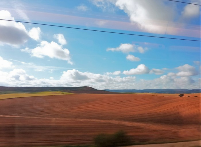 Córdoba tren viajar